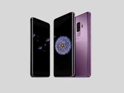 A la venta el mejor  smartphone  de la firma coreana. Destacan su pantalla infinita y una cámara que se adapta a la luz ambiental