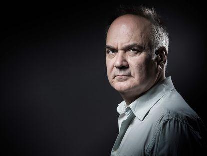 Hervé Le Tellier, premiado con el Goncourt por 'La anomalía', en una imagen de 2017.