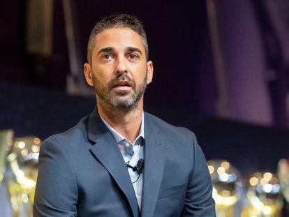 Juan Carlos Navarro, nuevo manager de baloncesto del FC Barcelona.