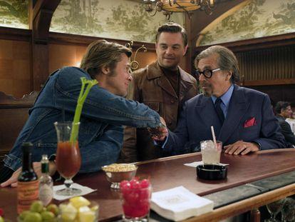 Fotograma de 'Érase una vez en... Hollywood', largometraje de Quentin Tarantino.