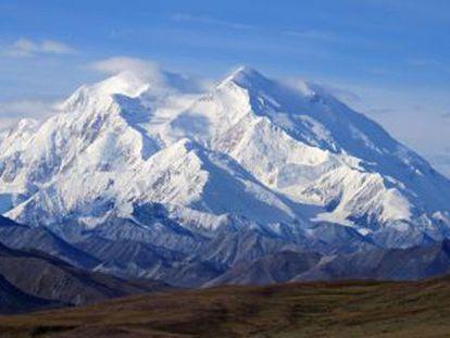 Obama rebautiza la montaña más alta de Norteamérica