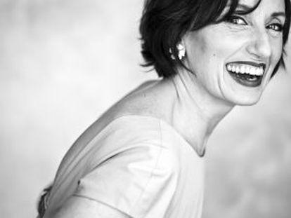 La cantante gallega Luz Casal, retratada en Madrid el pasado mes de julio.