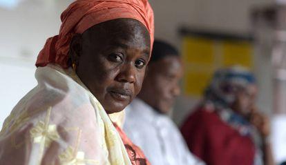 Mariame Sakho fue elegida diputada en Senegal en julio de 2017.