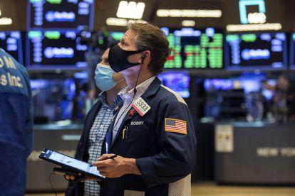 La Bolsa de Nueva York, el pasado 4 de diciembre.