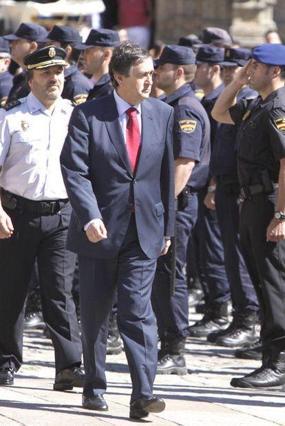 Francisco Velázquez, director de la Policía y la Guardia Civil.