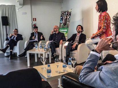 Debate sobre cómo reducir la desigualdad este martes en Madrid.