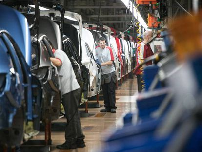 La automoción es uno de los sectores más dados al 'leasing'.