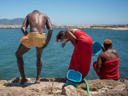 El Ejecutivo comunitario  está al corriente  y  sigue  la situación en la ruta del Mediterráneo occidental