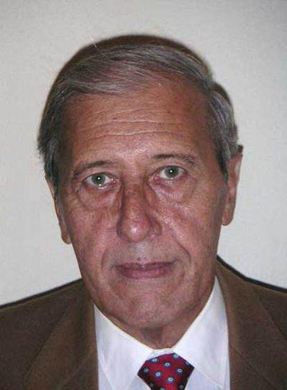 El general José Enrique de Ayala