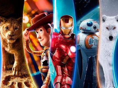 Movistar será el aliado de Disney+ en España