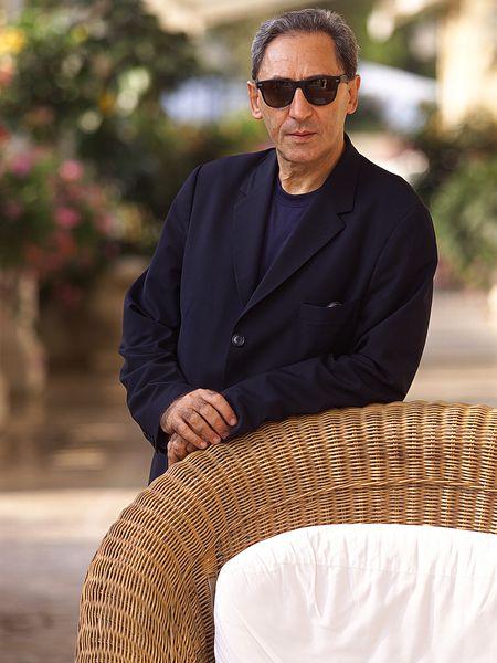 Franco Battiato, en Venecia en 2002.