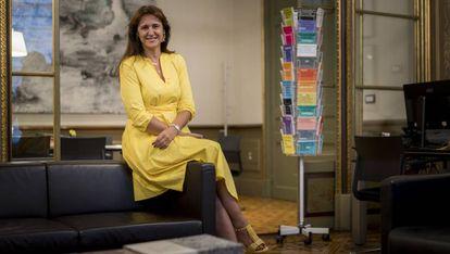 Laura Borras, consejera de Cultura de la Generalitat.