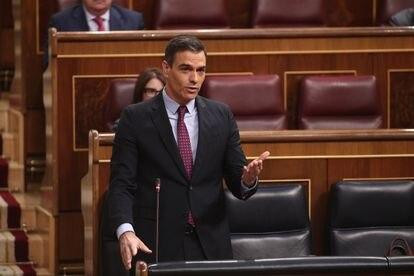 Sánchez necesita alcanzar pactos en el Congreso para aprobar los Presupuestos.