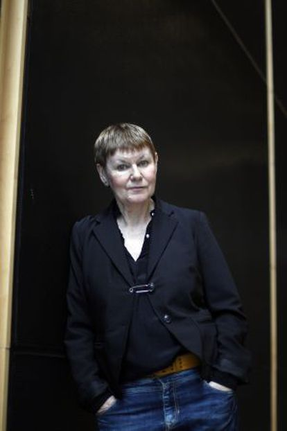 La directora teatral francesa Marie-Hélène Estienne.