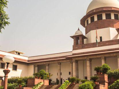 Corte Suprema de la India.