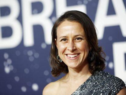 Anne Wojcicki, en una entrega de premios celebrado el pasado noviembre en California.