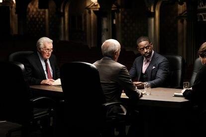 Martin Sheen preside el reencuentro del reparto de 'El ala oeste de la Casa Blanca' el pasado 15 de octubre