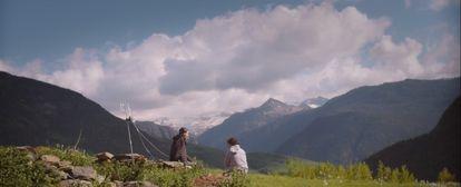 Fotograma del documental 'Eso que tú me das'.