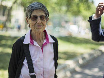 Carmen Gutiérrez, la abuela de Vox.