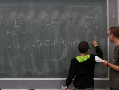 Instituto de educacion secundaria Claudio Moyano, en Zamora.