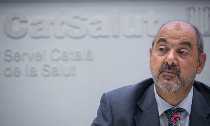 Josep Maria Padrosa, director del Catsalut.