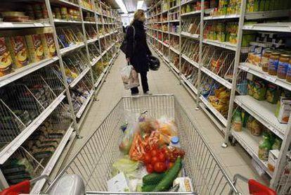 Los consumidores leen poco las tablas nutricionales de los productos.