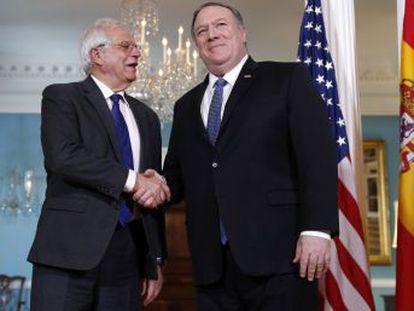 El ministro español se reúne con su homólogo estadounidense en Washington y le expresa su  radical desacuerdo  al endurecimiento del embargo a Cuba anunciado por Trump