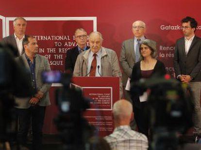 El Grupo Internacional de Contacto asegura que el acto en la localidad vascofrancesa será un  paso relevante  para alcanzar  una paz justa y duradera