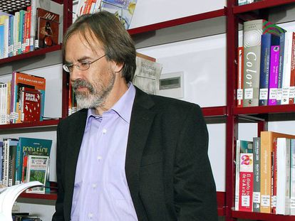 El exalcalde de Cobeña, Eugenio González Moya.