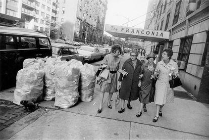 Garry Winogrand, 'Nueva York, 1970'. The Estate of Garry Winogrand, courtesy Fraenkel Gallery San Francisco