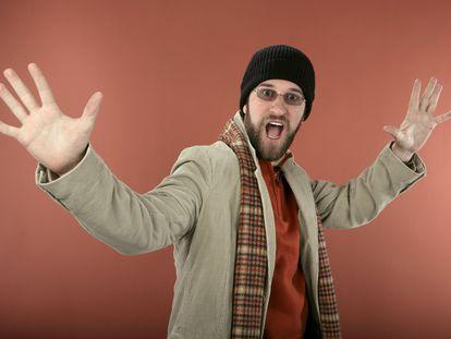 El actor Dustin Diamond.