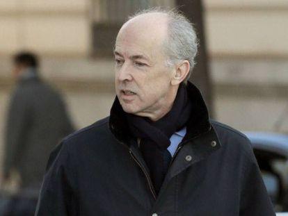 El expresidente de Abengoa, Felipe Benjumea.
