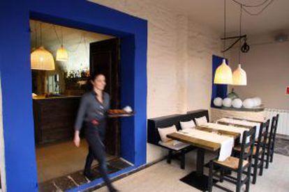 El restaurante Compartir, en Cadaqués.