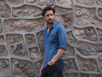 Juan Diego Botto, retratado la semana pasada en Madrid.