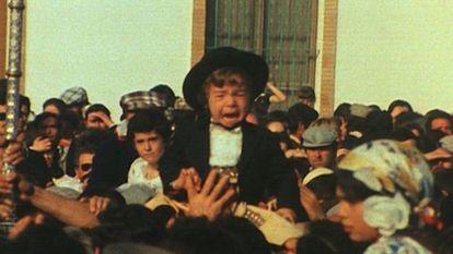 Fotograma del documental 'Rocío', de Fernando Ruiz Vergara.