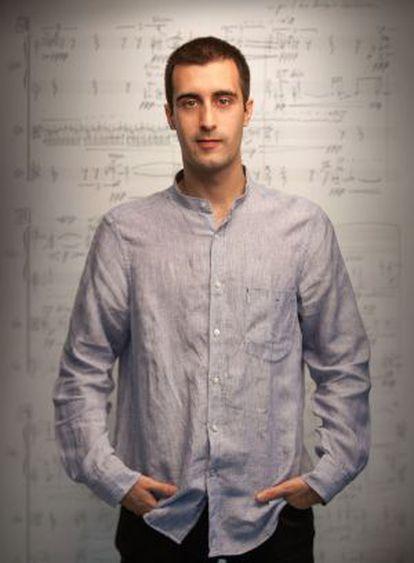 El compositor Joan Magrané.