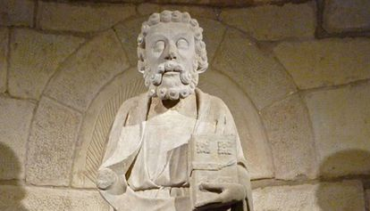 El 'San Pedro' de la iglesia de Bellver de Sió, de Jordi de Déu.