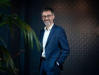 El consultor político Antoni Gutiérrez-Rubí, el pasado martes en Madrid.