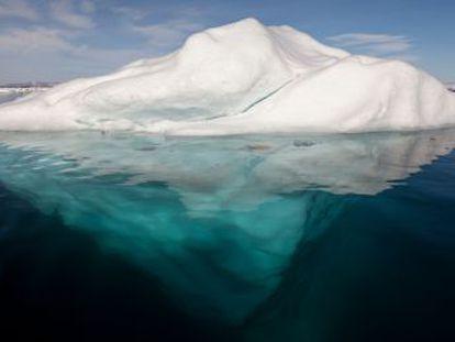 En 2016, las temperaturas en el Ártico han sido mucho más altas de lo normal