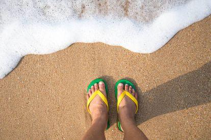 Con la llegada del calor nos gusta preparar los pies para que estén limpios y luzcan bonitos