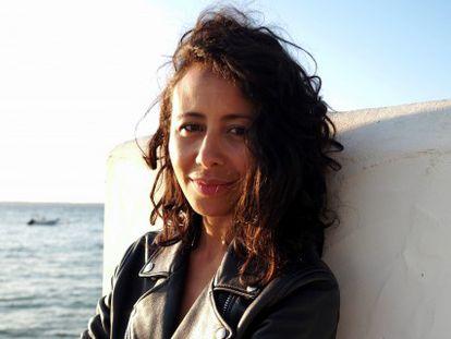 La cineasta franco-tunecina Manele Labidi.