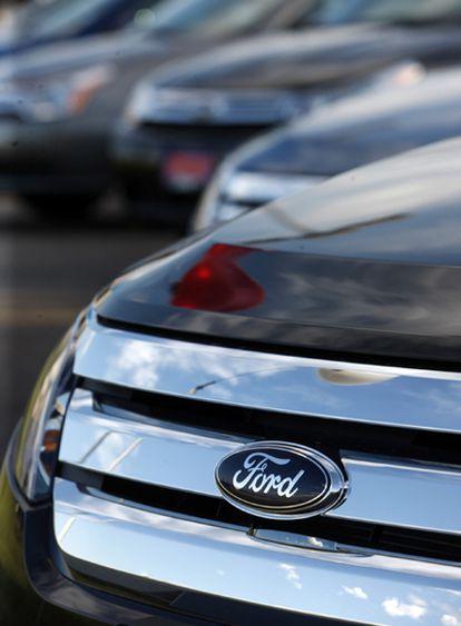 El grupo Ford ha aumentado sus ventas en julio, en parte gracias al programa 'Dinero por chatarra'.