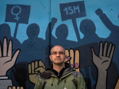 DVD 1053 (12-05-21)Jorge Aranda, activista social 15MFoto: Olmo Calvo