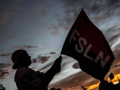 El 42 aniversario del triunfo de la revolución sandinista