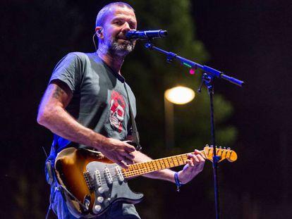 Pau Donés, en Madrid, en junio.