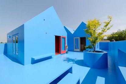 La Didden Village, un conjunto de viviendas en terrazas proyectado por el estudio MVRDV en Róterdam.