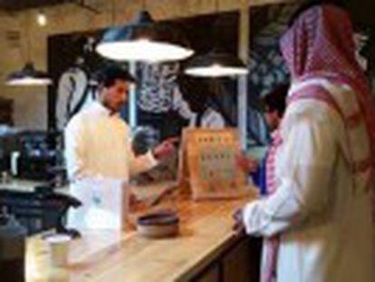La pasión por el café genera autoempleo entre los jóvenes y ayuda a vencer el tabú