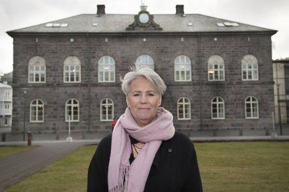 La profesora islandesa Hanna Björg Vilhjálmsdóttir.