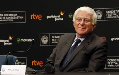 Paolo Vasile, consejero delegado de Mediaset España .