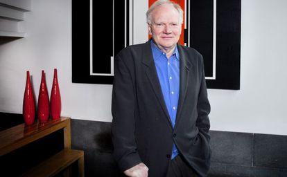 El profesor y sociólogo alemán Ulrich Beck.